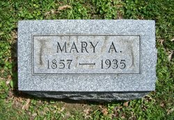 Mary A <I>Gault</I> Linn