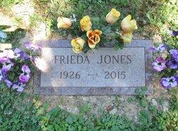 Frieda <I>Graham</I> Jones