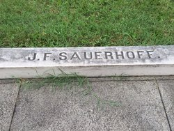 John F. Sauerhoff