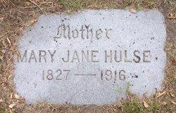 Mary Jane <I>Lyon</I> Hulse