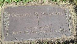 Dolores Marie <I>Blanchard</I> Holcombe