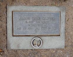 """Argus Dale """"Son"""" Baxter"""