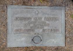 Johnny Ray Baxter