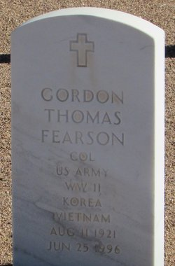 Gordon Thomas Fearson
