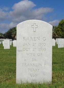Karen G Ferry