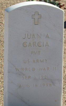 Juan A Garcia