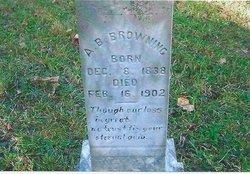 A. B. Browning
