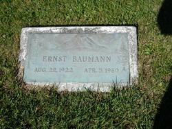 Ernst Baumann
