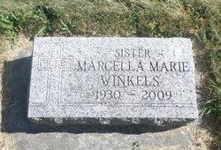"Marcella Teresa ""Sister Marcella Marie"" Winkels"