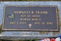 """Vespucci B. """"Butch"""" Traini"""