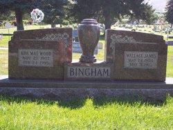 Ada Mae <I>Wood</I> Bingham