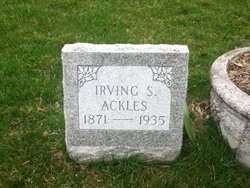 Irving Ackles