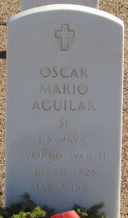 Oscar Mario Aguilar