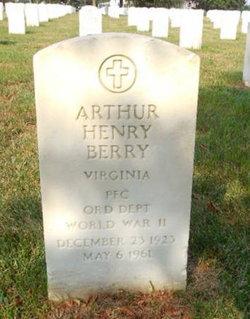 Arthur Henry Berry