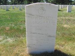 William J Biggart