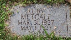 Ruby Metcalf
