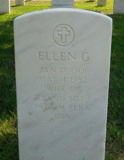 Ellen G Fera