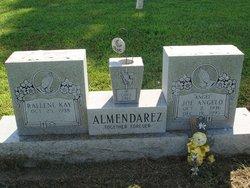 """Joe Angelo """"Angel"""" Almendarez"""