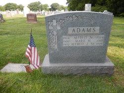 CPL Alfred J Adams, Jr