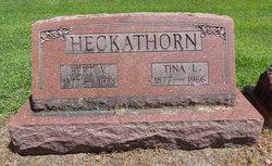 Bert Heckathorn