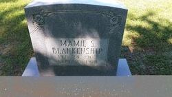 Mamie S Blankenship