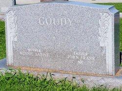 John Frank Goudy