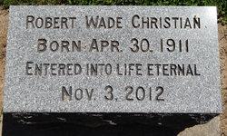 Robert Wade Christian