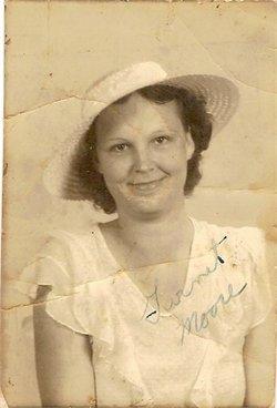 Garnet Buser Moore