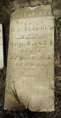 Catherine S. <I>Baldwin</I> Elledge