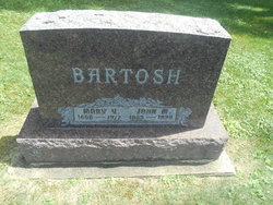 Mary V. <I>Maresh</I> Bartosh