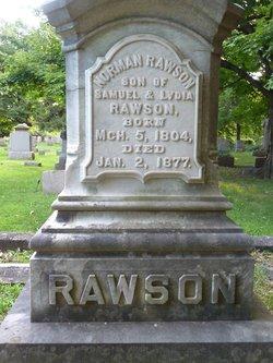 Norman Rawson