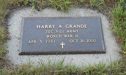 Harry A. Grande