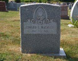 Edward <I>L</I> MaCauley