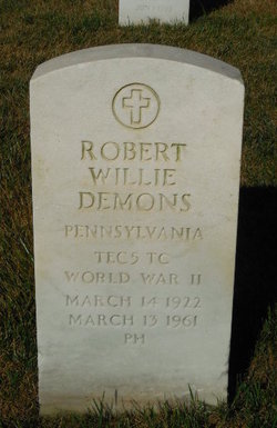 Robert Willie Demons