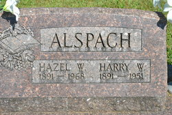 Harry Willoughby Alspach