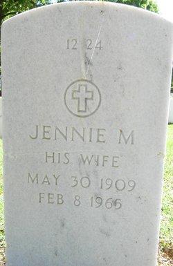 Jennie M <I>Bromley</I> Ferree