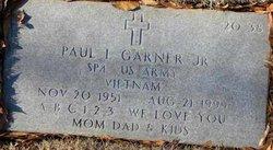 Paul L Garner, Jr