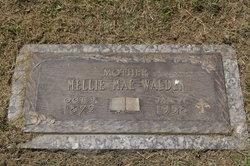 """Mary Ida Mae """"Mellie"""" <I>Edwards</I> Walden"""