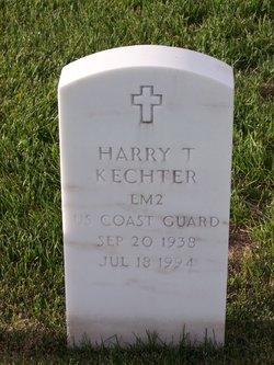 Harry T Kechter
