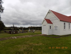 Hobsonville Church and Settlers' Cemetery