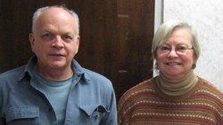 Ray and Paula