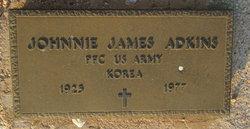 Johnnie James Adkins
