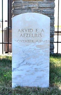 Arvid E Afzelius
