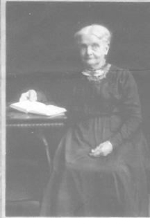 Marilla Martha <I>Sackett</I> Medearis