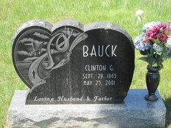 Clinton Gary Bauck