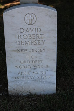 David Robert Dempsey