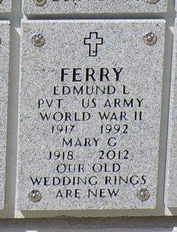Edmund L Ferry