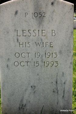 Lessie B Gardner
