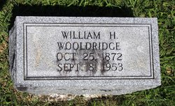 William H Wooldridge