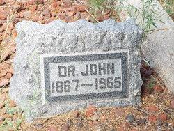 Dr John McFadzean